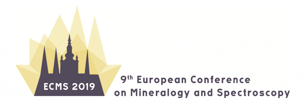 9th European Conference on Mineralogy and Spectroscopy (ECMS2019